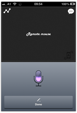 Remote Mouse+ screenshot