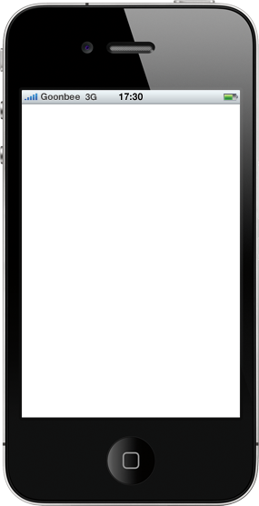 iPhone 4 frame