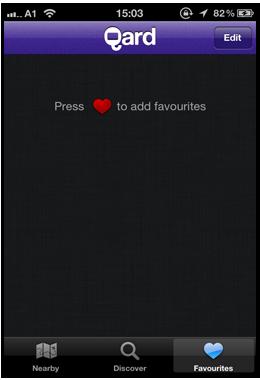 Qard screenshot